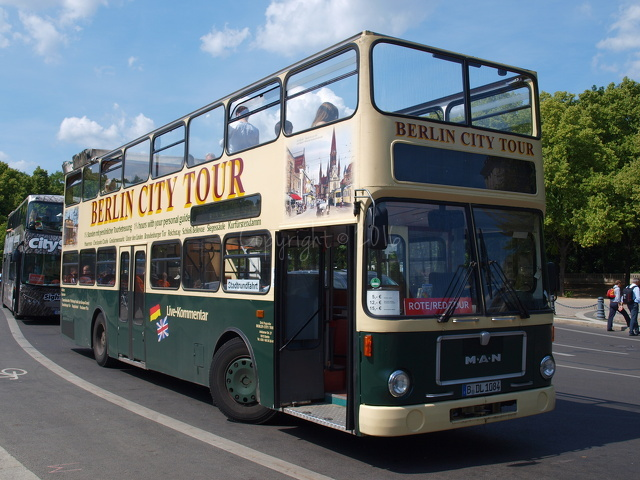 Berlin City Tour 3254 (B-DL 1084) | The Citybus Collection